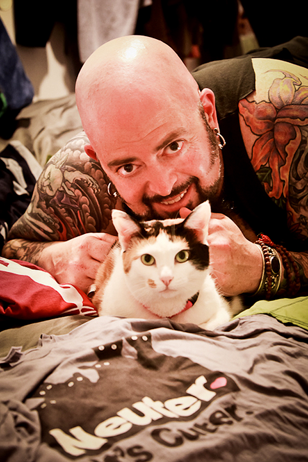 An interview with Jackson Galaxy